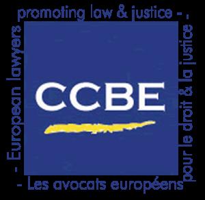 CCBE logo